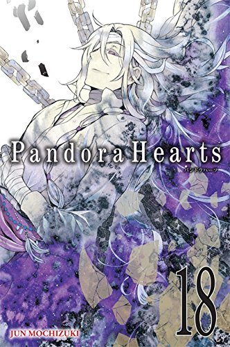 Jun Mochizuki Pandorahearts Vol. 18