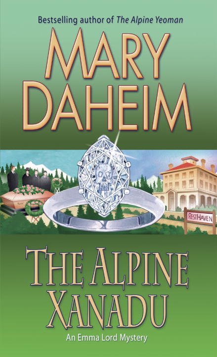 Mary Daheim The Alpine Xanadu