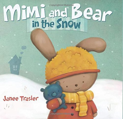 Janee Trasler Mimi And Bear In The Snow