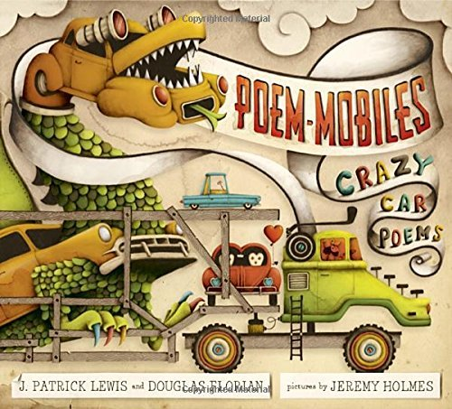 J. Patrick Lewis Poem Mobiles Crazy Car Poems