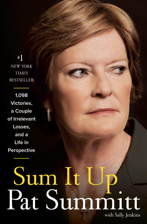 Pat Head Summitt Sum It Up 1098 A Couple Of Irrelevant Losses And A Life I