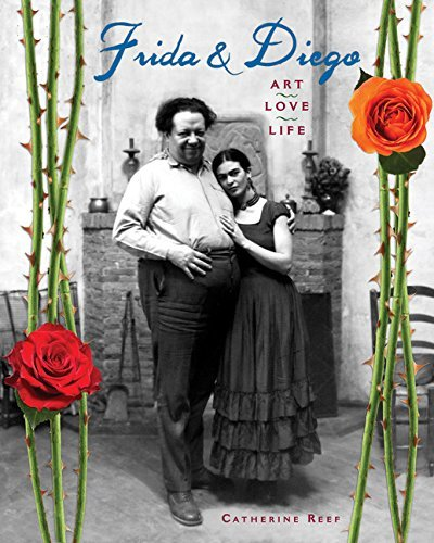 Catherine Reef Frida & Diego Art Love Life