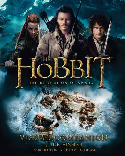 Jude Fisher The Hobbit The Desolation Of Smaug Visual Companion