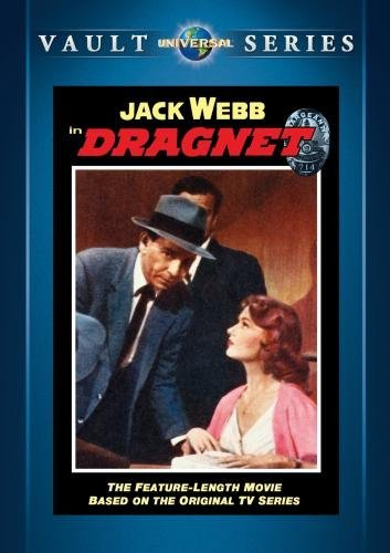 Dragnet (1954) Dragnet (1954) Made On Demand Nr