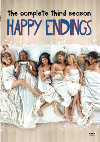 Happy Endings Happy Endings Season 3 DVD R Nr