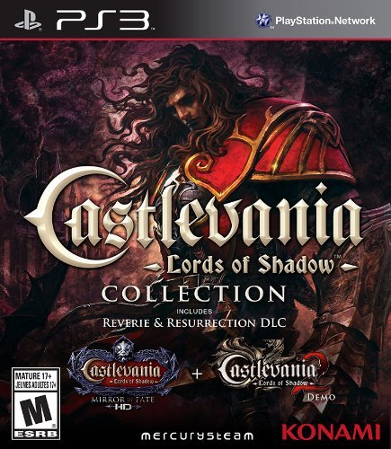 Ps3 Castlevania Lords Of Shadow C Konami Of America M