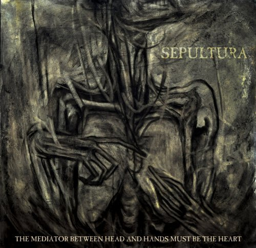 Sepultura Mediator Between Head & Hands Incl. DVD Digipak