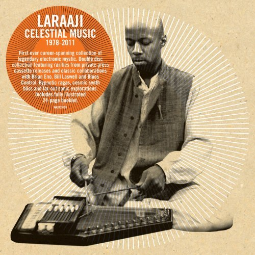 Laraaji Celestial Music 2 CD Digipak Incl. Booklet