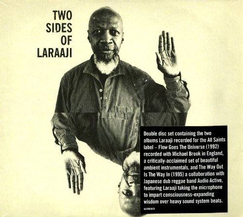 Laraaji Two Sides Of Laraaji 2 CD Incl. Poster