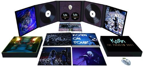 Korn Paradigm Shift Explicit Version Lmtd Ed. Supe Incl. DVD 2 Lp Photobook Usb