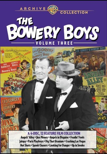 Bowery Boys Collection Vol. 3 Bowery Boys DVD Mod This Item Is Made On Demand Could Take 2 3 Weeks For Delivery