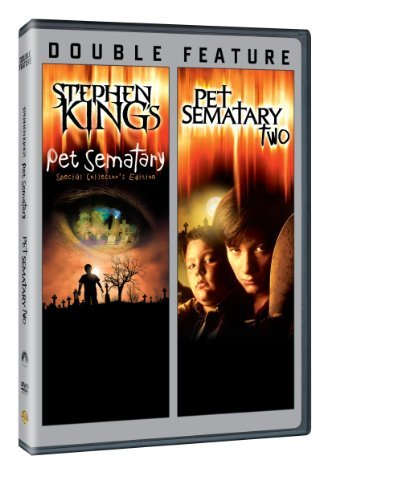 Pet Semetary Pet Semetary 2 Double Feature DVD Nr