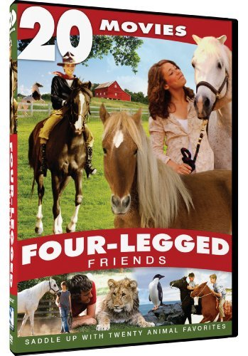 Four Legged Friends 20 Movie C Four Legged Friends 20 Movie C Pg 4 DVD