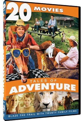 Tales Of Adventure 20 Movie Co Tales Of Adventure 20 Movie Co Pg 4 DVD