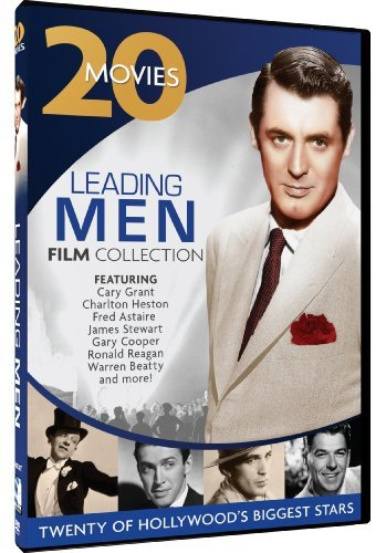 Leading Men Film Collection 20 Leading Men Film Collection 20 Pg 4 DVD