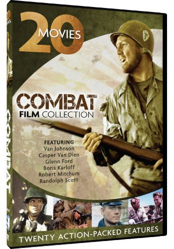 Combat Film Collection 20 Movi Combat Film Collection 20 Movi R 4 DVD