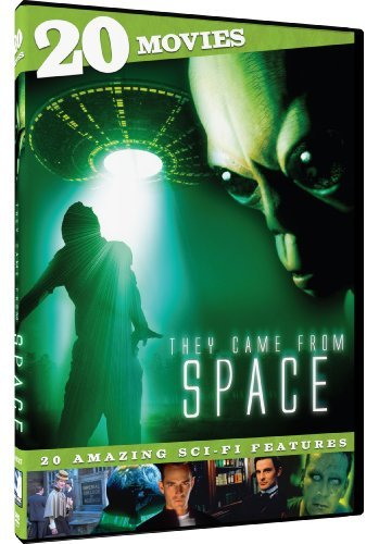 They Came From Space 20 Movie They Came From Space 20 Movie R 4 DVD
