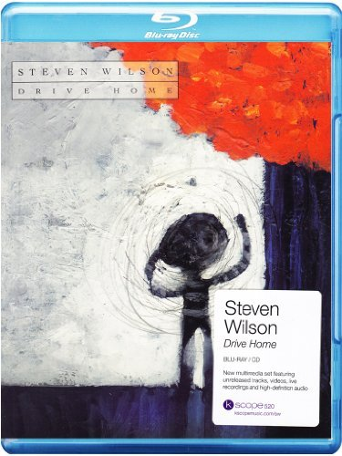 Steven Wilson Drive Home Blu Radio Audio Incl. CD