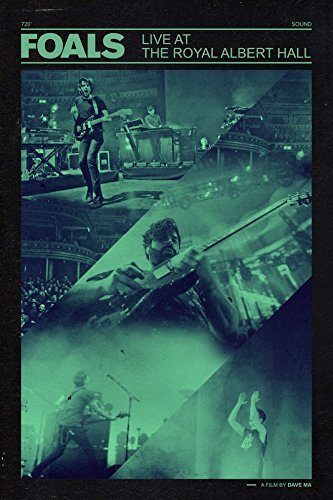 Foals Live At The Royal Albert Hall Import Gbr Blu Ray