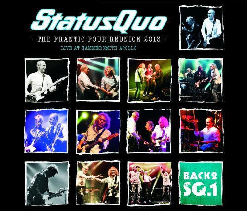 Status Quo Back2sq.1 Live At Hammersmith 2 CD