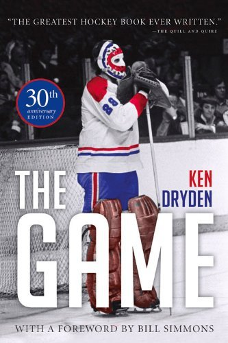 Ken Dryden The Game 0030 Edition;anniversary