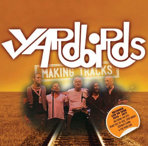 Yardbirds Making Tracks