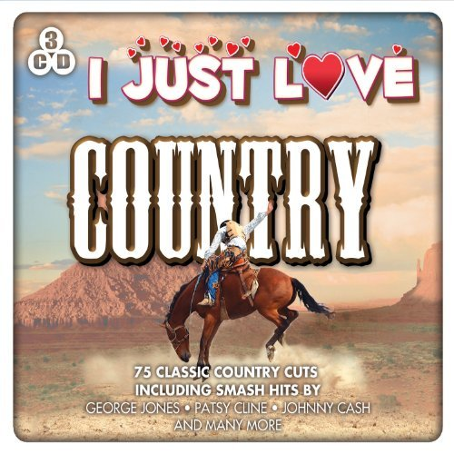 I Just Love Country I Just Love Country 3 CD