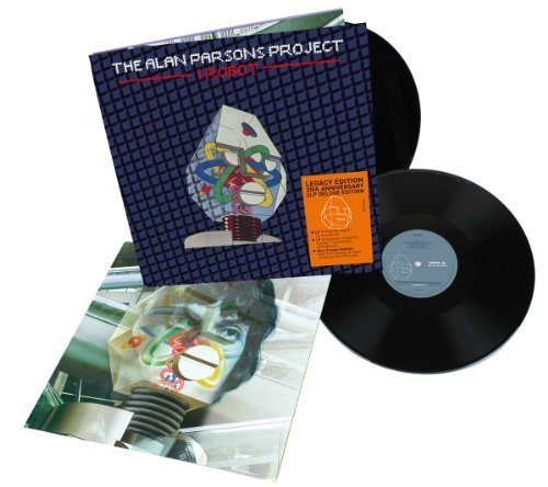 Alan Project Parsons I Robot (legacy Edition) Import Eu 2 Lp