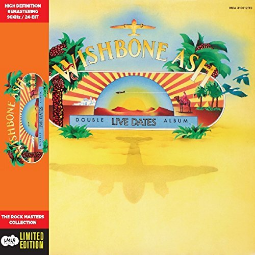 Wishbone Ash Live Dates 2 CD