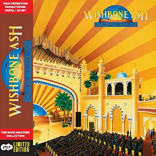 Wishbone Ash Live Dates Ii 2 CD