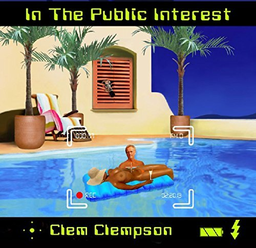 Clem Clempson In The Public Interest Import Eu