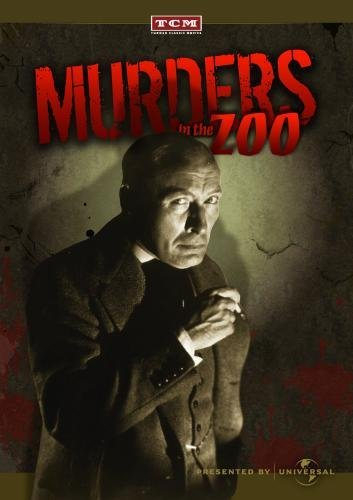 Murders In The Zoo Murders In The Zoo This Item Is Made On Demand Could Take 2 3 Weeks For Delivery