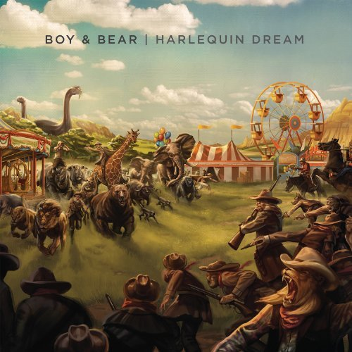 Boy & Bear Harlequin Dream