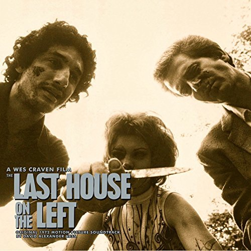 David Hess Last House On The Left Lmtd Ed. Digipak