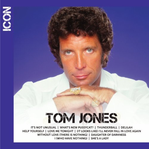 Tom Jones Icon