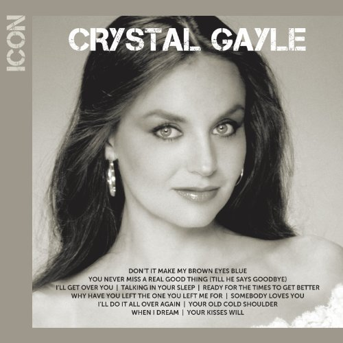 Crystal Gayle Icon