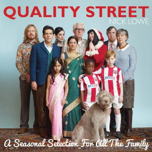 Nick Lowe Quality Street A Seasonal Selection For All The Family Digipak