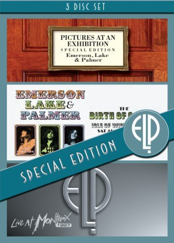 Emerson Lake & Palmer Pictures At An Exhibition Birt Nr 3 DVD