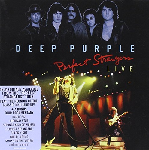 Deep Purple Perfect Strangers Live (2cd Dv 2 CD DVD