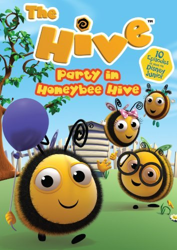 Hive Party In Honeybee Hive Nr
