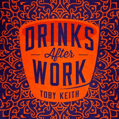 Toby Keith Drinks After Work