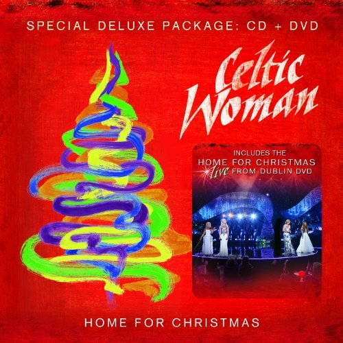 Celtic Woman Home For Christmas Incl. DVD