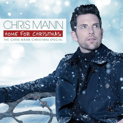 Chris Mann Home For Christmas Incl. DVD