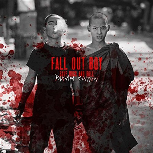 Fall Out Boy Save Rock & Rock 2 CD Limited Edition