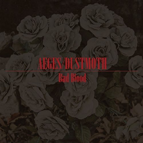 Aeges Dust Moth Bad Blood 7 Inch Single Bad Blood