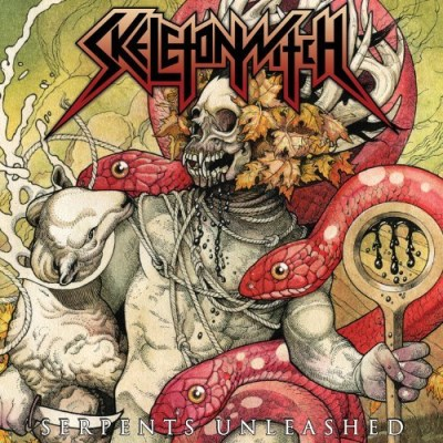 Skeletonwitch Serpents Unleashed Digipak