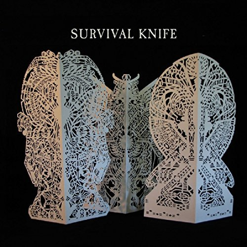 Survival Knife Divine Mob 7 Inch Single B W Snakebit