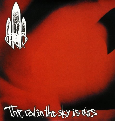 At The Gates Red In The Sky Is Ours