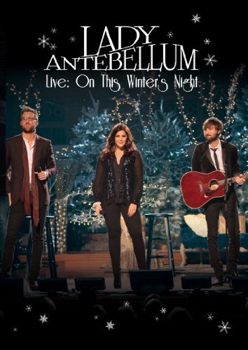 Lady Antebellum On This Winter's Night Nr