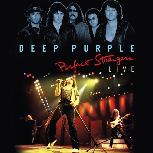 Deep Purple Perfect Strangers Live 2 Lp CD DVD
